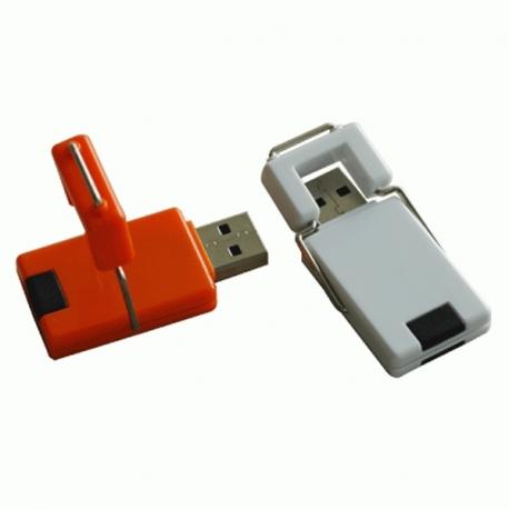 USB plastique