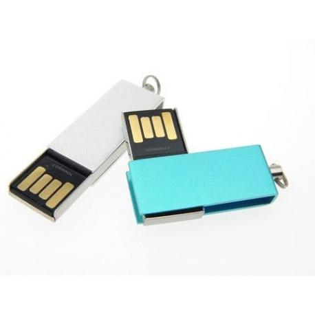USB MINI TWISTER aluminium