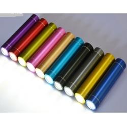 Batterie de secours aluminium pour Smartphone