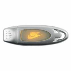 USB logo lumineux