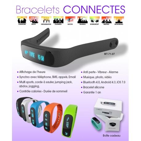 Montre bracelet connectée 71-07