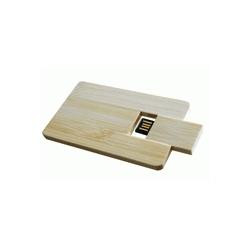 USB BAMBOU CARTE INO 51422