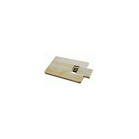 USB BAMBOU carte