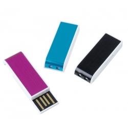 USB MINI Aluminium couleur sur plastique