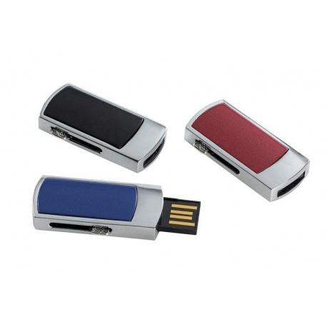 USB plastique sur métal USB rétractable